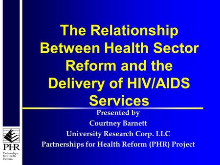 what is the relationship between hiv aids and development