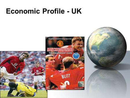 Economic Profile - UK. Overview The UK, a leading trading power and financial center, is one of the quartet of trillion dollar economies of Western Europe.UKEurope.