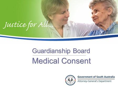 Medical Consent Guardianship Board. Consent to Medical or Dental Treatment A patient cannot receive medical treatment without consentA patient cannot.