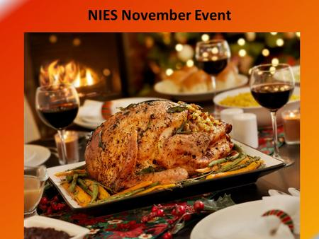 NIES November Event. Pilgrim's Market Thanksgiving Outside the Box Sara Ray.