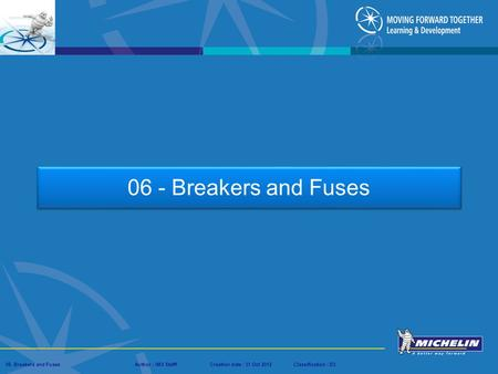 06 - Breakers and Fuses.