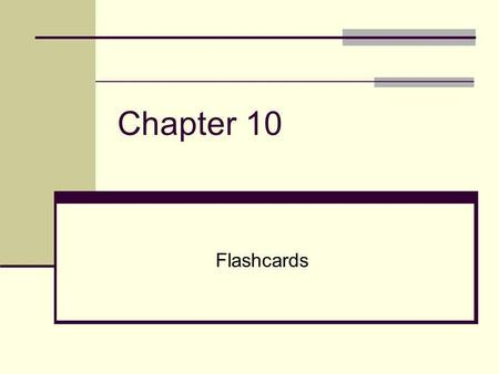 Chapter 10 Flashcards. quantitative quality or property (i.e., attribute) of a person, object, or event (e.g., height, length, and width are dimensions.