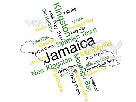 LOCALIZATION Jamaica is an island nation located in the Caribbean is the third most populousanglophone country in the Americas, surpassed only by the.