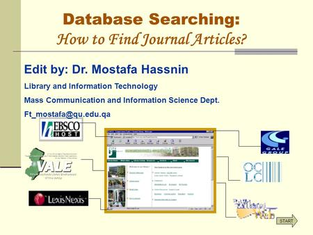 Search Databases - Food and Drug Administration
