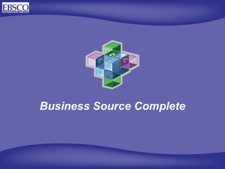 Business Source Complete. Business Source Premier & Business Source Complete Author Profiles020,000 Business Book Digests0648 Full-Text Books/Monographs139304.