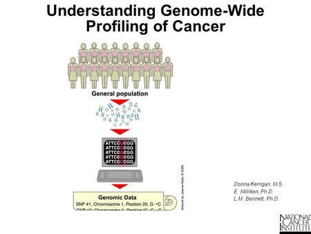 Understanding Genome-Wide Profiling of Cancer