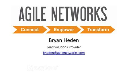 Bryan Heden Lead Solutions Provider