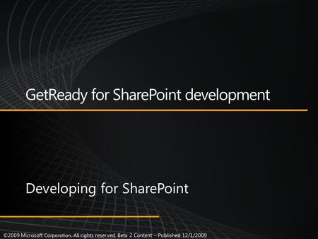SharePoint ExplorerNew Project and Item Templates New Project Structure.