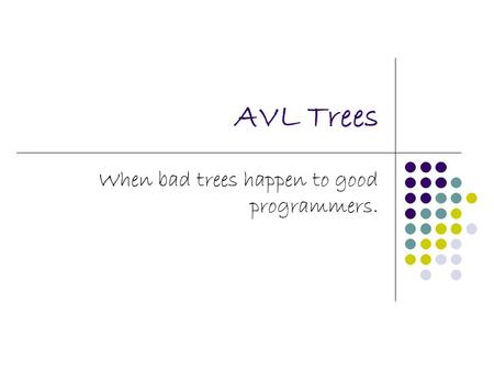 Algorithm avl data in paper research structure tree