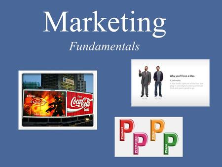 <strong>Marketing</strong> Fundamentals. What is <strong>Marketing</strong>?? <strong>Marketing</strong> is the sum of all the activities involved in planning, pricing, promoting, distributing, and selling.
