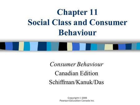Social class and consumer behaviour essay