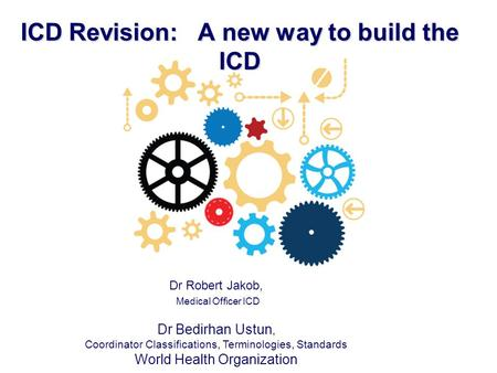 ICD Revision: A new way to build the ICD