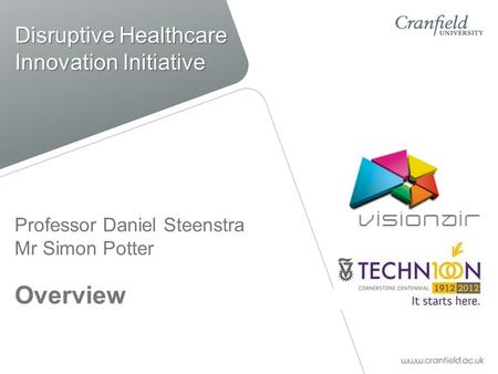 technological innovation in healthcare overview