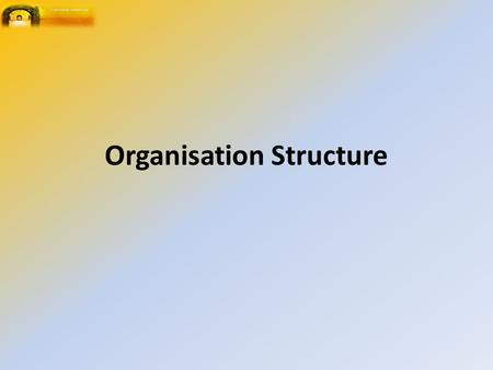 Organisation Structure. The organisation of the resources of a company is essential for the success of any ventures that the company undertakes. It is.