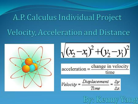 A particle moves along the x -axis so that its velocity at time t is given by At time t = 0, the particle is at position x = 1 (a) Find the acceleration.