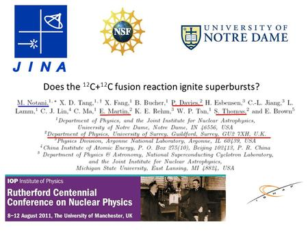 Does the 12 C+ 12 C fusion reaction ignite superbursts?