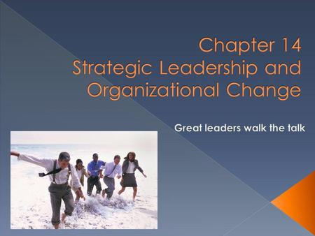 What is moral leadership? What is shared leadership? How do you lead across cultures? What is strategic leadership? How do you lead organizational change?