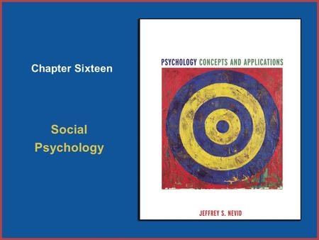 chapter 14 social psychology Chapter 14 vocabulary on social psychology mr social psychology chapter 14 test magnusen's ap psychology class learn with flashcards, games, and more — for free.
