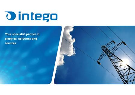 About Intego A/S Intego A/S offers electrotechnical solutions and services to the industry and infrastructure in Denmark. We are approx. 400 employees.