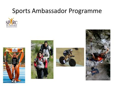 Sports Ambassador Programme. Hard work not Excuses Nathan Fa'avae Adventure Racer, Business owner and Family man.