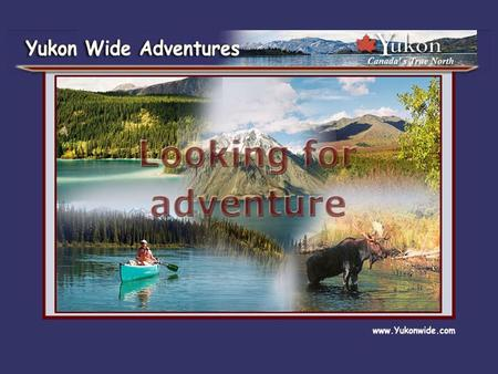 was founded in 1991 by Mike Simon under the name 'Log Cabin Adventures Yukon'. In recent years the company developed into a very successful german and.