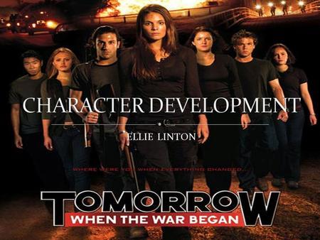 tomorrow when the war began narrative