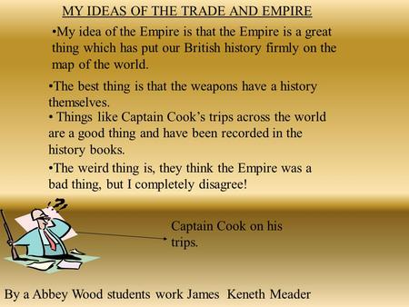 Was the british empire a good thing essay