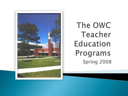 Spring 2008. Becoming a public school teacher in Florida requires two big steps: 1. Completing a teacher education baccalaureate degree or completing.