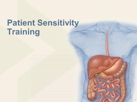 1 Patient Sensitivity Training. 2 United States Surgical Autosuture views this presentation as general guidelines to establishing a successful surgical.
