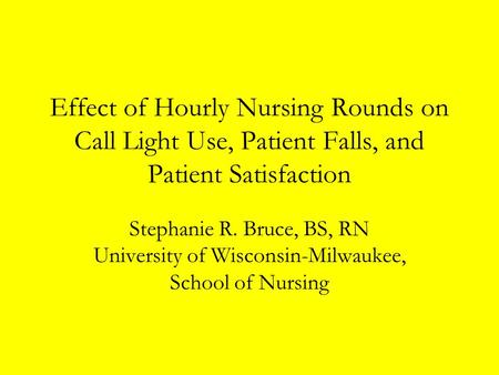 patient safety outcomes to adn and bsn I have read studies citing that bsn prepared nurses have better patient outcomes than adn with a difference between rn-bsn and straight bsn patient outcomes.