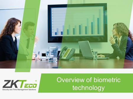 "Overview of biometric technology. Contents: 1. What is Biometrics The term ""biometrics"" is derived from the Greek words ""bio"" (life) and ""metrics"" (to."