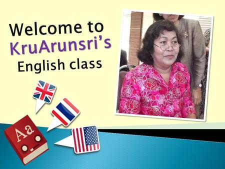 Welcome to KruArunsri's English class. Group the items under a few or a little Salt Eggs.