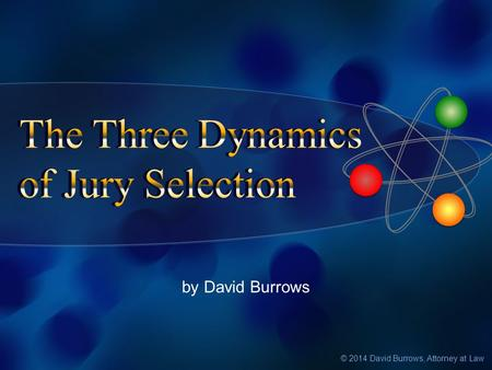 By David Burrows © 2014 David Burrows, Attorney at Law.