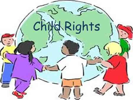 Child Rights.