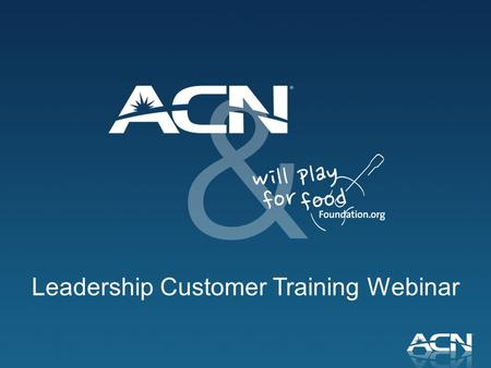 Leadership Customer Training Webinar. Imagine getting paid on telecom, utility, banking, and other essential services in 24 countries?
