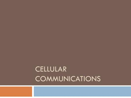 CELLULAR COMMUNICATIONS. LTE Data Rate Requirements And Targets to LTE  reduced delays, in terms of both connection establishment and transmission.