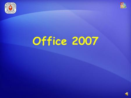 Office 2007 Major changes We will see! Intuitive ? Tabs and Groups Ribbons not Toolbars Added Features Word Excel PowerPoint Access Outlook.