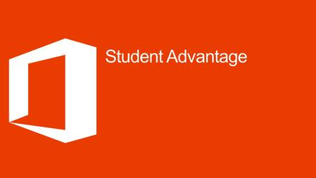 Student Advantage Microsoft Office 4/10/2017