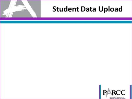 Student Data Upload. Student Data Upload (SDU) overview Important Notes Selecting Students Student Data Upload (SDU) File Layout and Student Data Upload.