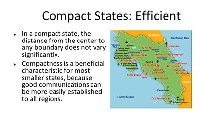 Compact States: Efficient