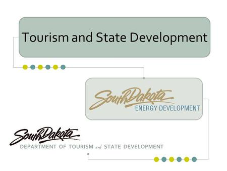 Tourism and State Development. South Dakota Energy Infrastructure Authority Funding Sources: The 2006 Legislature enacted Senate Bill 165 that authorized.