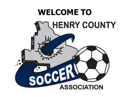 WELCOME TO. Thunder Soccer Club Home of the Thunder Soccer Club.