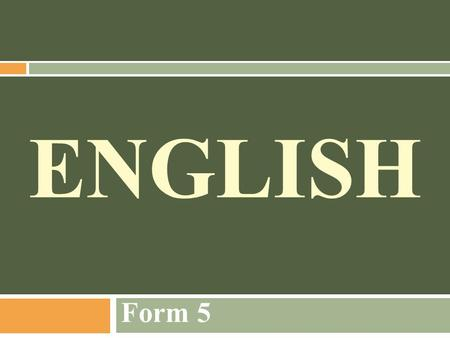 ENGLISH Form 5. What about going to…? the caf е the park the library.