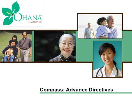Compass: Advance Directives