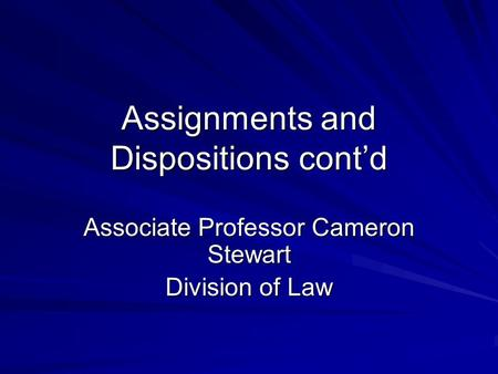 law of evidence assignment 4) assignments: the schedule identifies specific federal rules of evidence that are to be read in conjunction with the assignments 1) the assignment for each class will be no more than 75 pages.