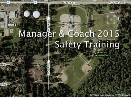 "2 2 RWLL 2015 Safety Training This training module provides an ""overview"" of the RWLL Safety Program. It is not intended to be a substitute for reading."