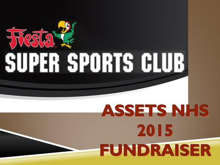 HOW DOES IT WORK? WHAT IS SUPER SPORTS CLUB?  It is a simple fund raising program. cash  All you have to do is save wrappers, labels, UPCs from grocery.