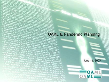 pandemic preparedness plan template - sars the toronto outbreak allison mcgeer msc md frcpc