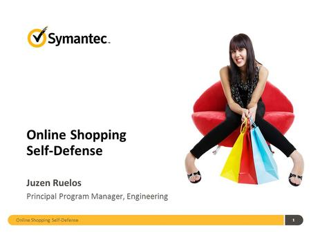 Online Shopping Self-Defense