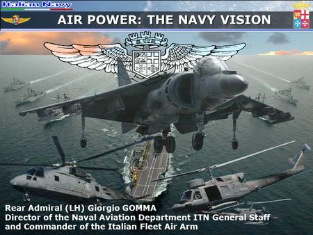 AIR POWER: THE NAVY VISION